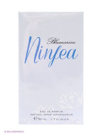 BLUMARINE Парфюмерная вода BLUMARINE NINFEA EDP 50ML NATURAL SPRAY