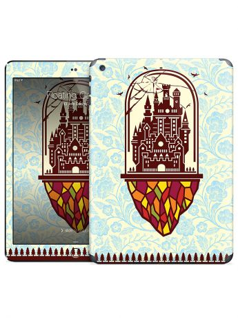 Gelaskins Наклейка на iPad Air Floating Castle - El Jefe Design