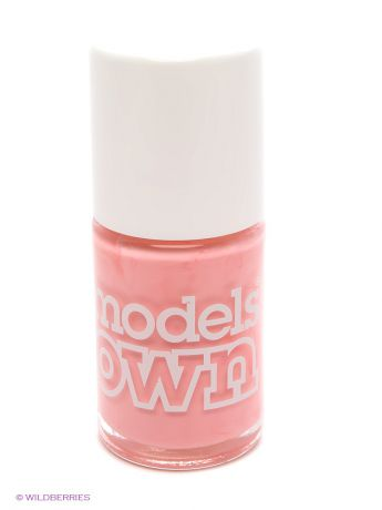 Models Own Лак для ногтей, Cream Sticky Fingers Bow Pink Models Own