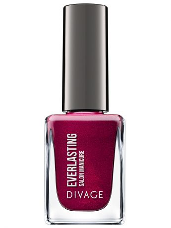 "DIVAGE Лак для ногтей ""divage nail polish everlasting"", тон 19"