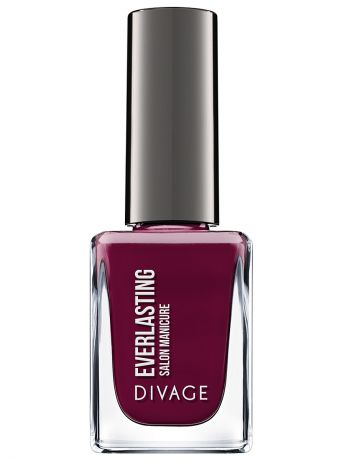"DIVAGE Лак для ногтей ""Divage nail polish everlasting"", тон 18"