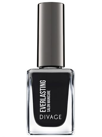 "DIVAGE Лак для ногтей ""Divage nail polish everlasting"", тон 24"