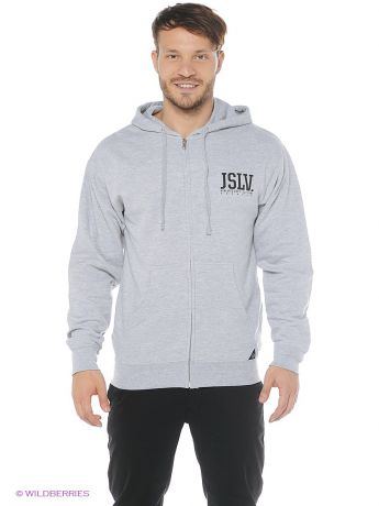 JSLV Толстовка ATHLETICS ZIP UP