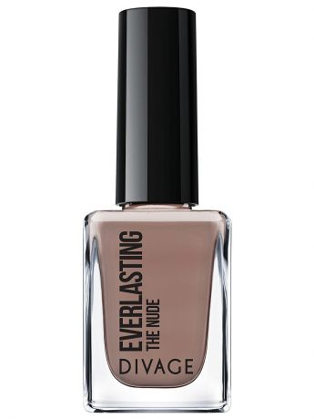 "DIVAGE Лак для ногтей ""Divage nail polish everlasting"", тон 04"