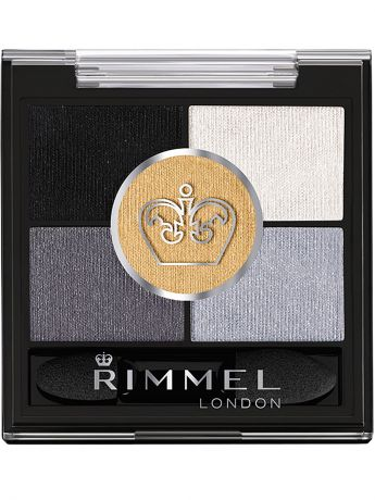 Rimmel Тени для век Rimmel Glameyes Hd 5-colour Eye Shadow № 021