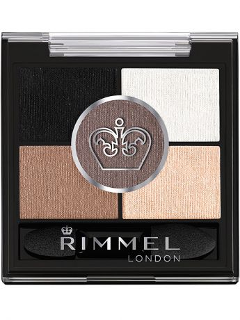 Rimmel Тени для век Rimmel Glameyes Hd 5-colour Eye Shadow № 023