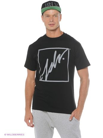 JSLV Футболка SQUARED OUTLINE TEE