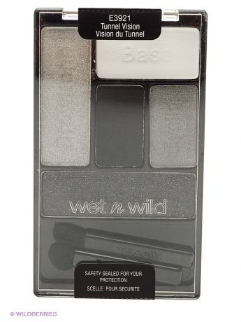 "Wet n Wild Тени для век набор ""color icon eye shadow palette"", тон tunnel vision"