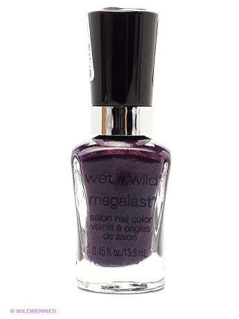 "Wet n Wild Лак для ногтей ""megalast salon nail color"", тон disturbia"