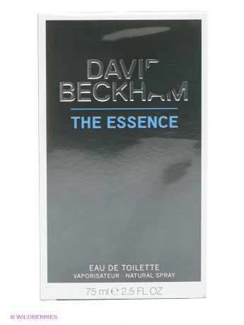 DAVID BECKHAM Туалетная вода David Beckham Beckham The Essence