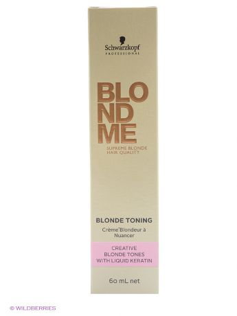 BLONDME Краситель BM toning caramel 60 ml