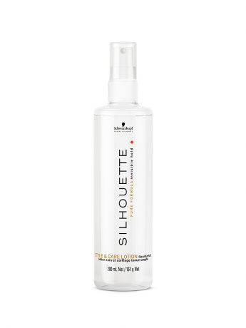 SILHOUETTE Лосьон Silhouette Pure Flexible Hold Styling & Care Lotion 200 мл