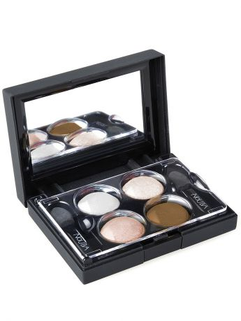 "NOUBA Тени для век Кватро""Quattro Eyeshadows"" 607, 2,4г"