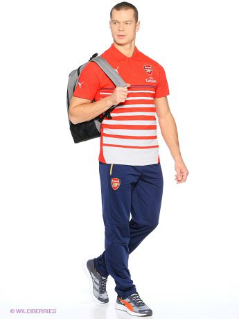 Puma Поло AFC Leisure Hooped Polo
