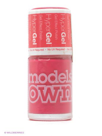 Models Own Гель для ногтей,HyperGel Polish -Searing Pink Models Own