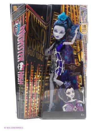 Monster High Кукла Boo York