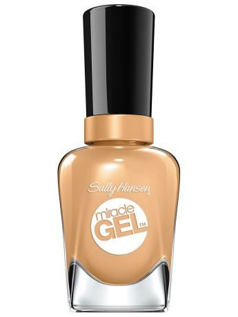 "SALLY HANSEN Гель лак для ногтей ""Miracle Gel how nude"", тон 130"