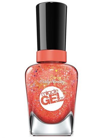 "SALLY HANSEN Гель лак для ногтей ""Miracle Gel miss wanderlust"", тон  740"