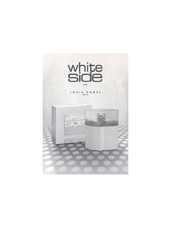 LOUIS VAREL Туалетная вода WHITE SIDE EDT MEN
