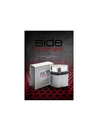 LOUIS VAREL Туалетная вода SIDE INTENSE EDT MEN