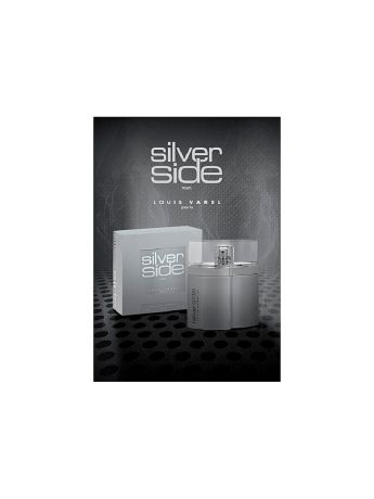LOUIS VAREL Туалетная вода SILVER SIDE EDT MEN