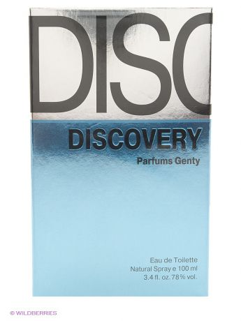 PARFUMS GENTY DISCOVERY 100 ML SPRAY