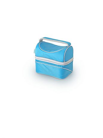Thermos Сумка-термос тм THERMOS Beauty series PopTop Dual - Blue