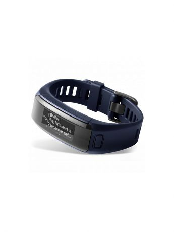 GARMIN Смарт-браслет Garmin vivosmart HR Blue Regular
