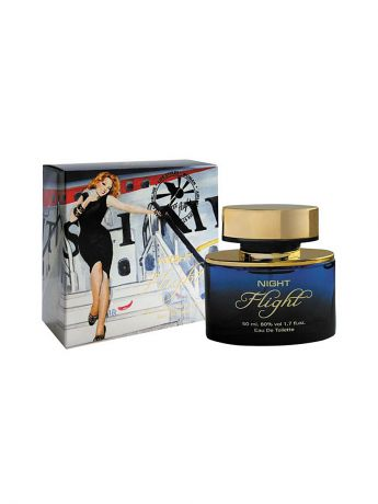 "APPLE PARFUMS Туалетная вода ""FLIGHT Night"" (Флайт найт) жен. 50m"