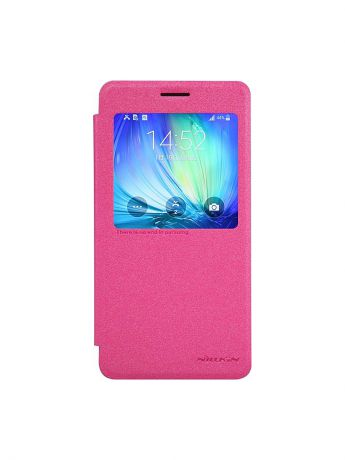 Nillkin Чехол Samsung Galaxy A7(A700) Nillkin Sparkle leather case