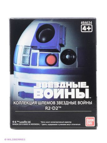 Bandai Star Wars ШЛЕМ на подставке R2-D2 6,5см