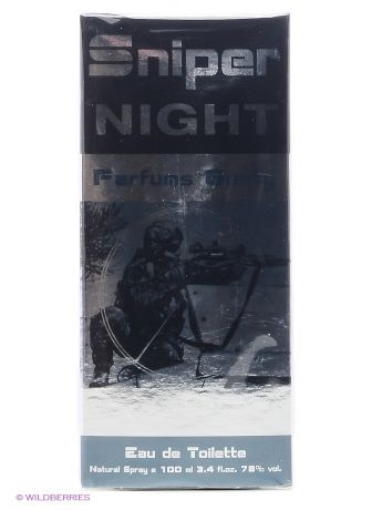 PARFUMS GENTY SNIPER NIGHT EDT 100 ML SPRAY