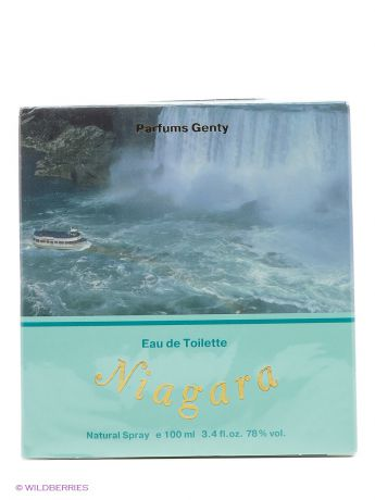 PARFUMS GENTY NIAGARA EDT 100ML SPRAY