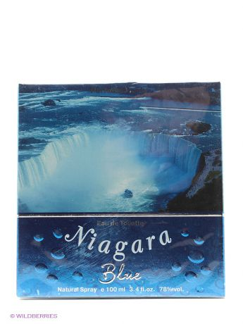 PARFUMS GENTY Туалетная вода NIAGARA BLUE 100 ML SPRAY