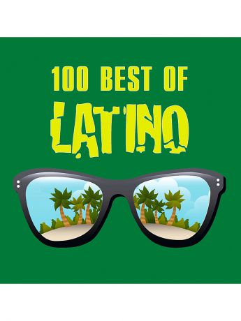 RMG 100 Best of Latino (компакт-диск MP3)