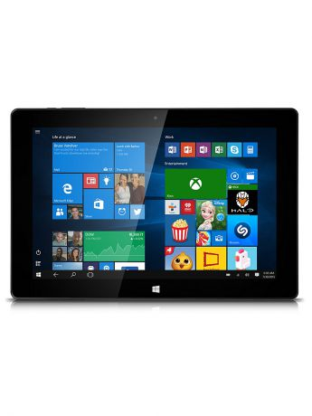 Prestigio Планшет PRESTIGIO MultiPad Visconte 4U, 32GB, Wi-Fi, Windows 10 черный [pmp1011tebk]