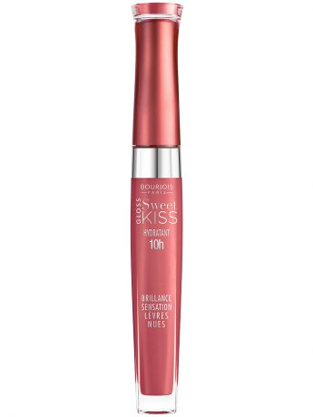 "Bourjois Блеск Для Губ ""Sweet Kiss-gloss"", тон 02"