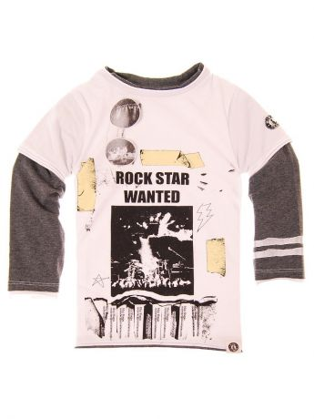 "Mini Shatsu Лонгслив ""Rock Star Wanted Twofer Tee"""