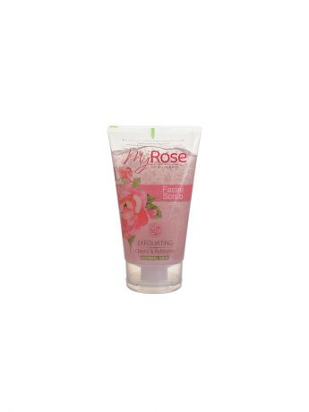 "Lavena Эксфолиант для лица Facial Scrub ""My Rose OF BULGARIA"""
