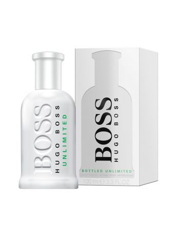 "HUGO BOSS Туалетная вода ""Hugo Boss Bottled Unlimited"", 100 мл."