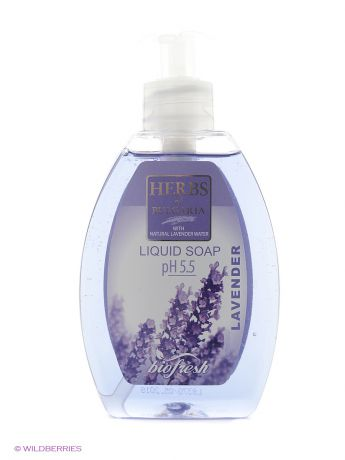 Biofresh Жидкое мыло Herbs of Bulgaria Lavender