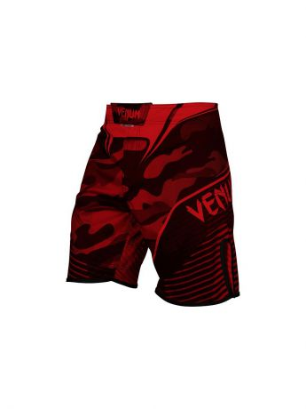 Venum Шорты ММА Venum Camo Hero Black/Red