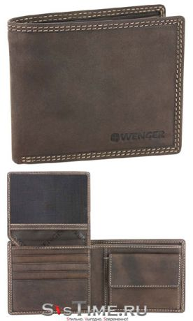 Wenger Портмоне Wenger W5-09 BROWN