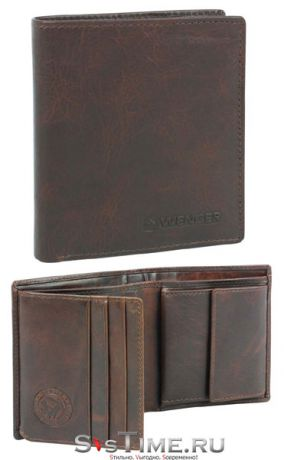 Wenger Портмоне Wenger W7-02 BROWN