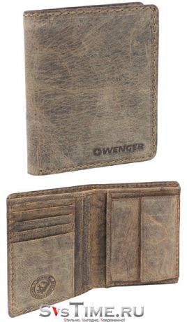 Wenger Портмоне Wenger W23-23 BROWN