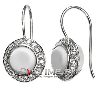 Cai Jewels Серьги Cai Jewels C1306E/90/44