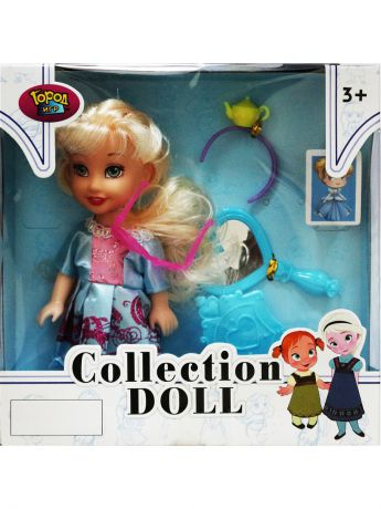 "Город Игр Кукла ""Collection Doll"" Виктория набор"
