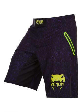 Venum Шорты ММА Venum Noise Black/Yellow