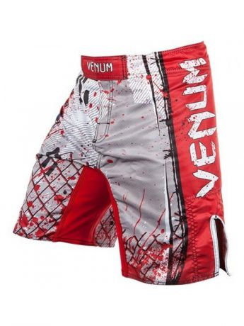 Venum Шорты ММА Venum Korean Zombie UFC 163  - White