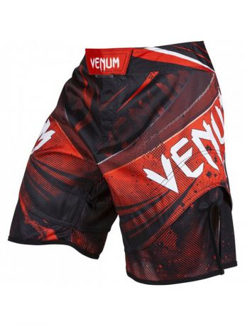 Venum Шорты ММА Venum Galactic Fightshorts Black/Red